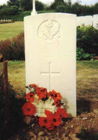 An unknown soldier of the Cheshire Regiment -