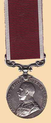 Long Service & Good Conduct Medal